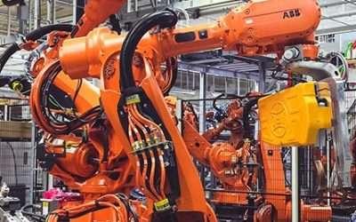 ¿Qué es la robótica industrial?